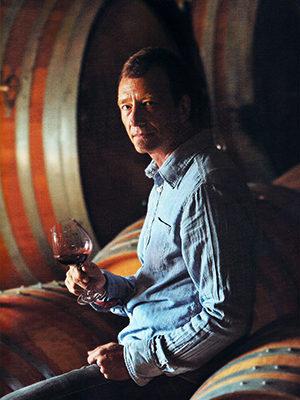 Guy Davis, Davis Family Winery