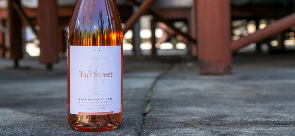 2019 Russian River Valley Rose of Pinot Noir
